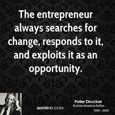 peter drucker quotes on marketing and entrepreneurship