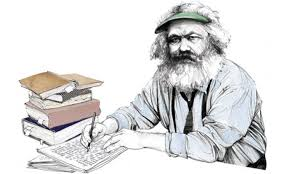 Karl Marx, journalist | Red Flag