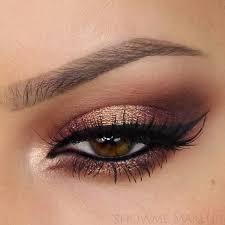 3 makeup tutorials for brown e s