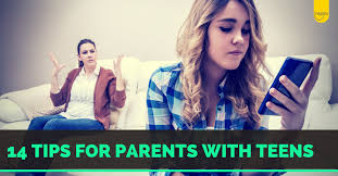 14 tips for parents with teenagers from teen expert Louise Hayes
