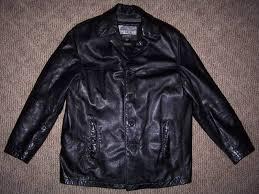 wilson s pelle studio leather coat w