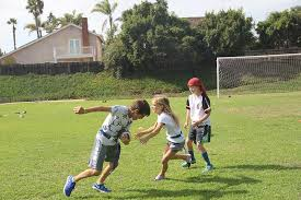 Ada Harris Flag Football Gallery : 4Love of the Game Sports