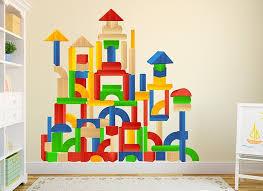 Building Blocks Wall Decal Set 2