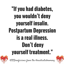 postnatal depression quotes a list hfne