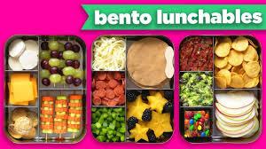 new bento box healthy lunches diy