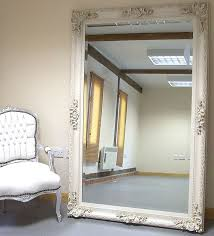 awesome large black floor mirror