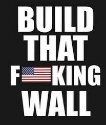 3x Trump Build The Wall Stickers President Election America Finish 2020 Maga Historical Memorabilia Collectibles Us Presidential Candidate Collectibles