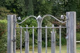 artistic wrought iron gates railings