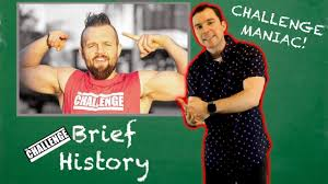 Derrick Kosinski: THE CHALLENGE MANIAC - The Challenge Brief History Lesson  - YouTube