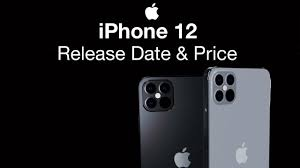 iPhone 12 Release Date and Price – iPhone 12 Launch Date Event Leak -  YouTube