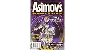 Asimov's Science Fiction Magazine January/February 2019 by Sheila Williams