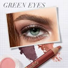 eye makeup for blue green brown eyes