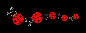 Ladybug Family Car Decals Vinyl Outdoor Decals Etsy