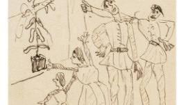 Arthur Rimbaud : sept dessins exceptionnels du poète bientôt aux ...
