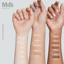 milk makeup is expanding its blur matte