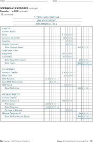 grade 9 accounting worksheets