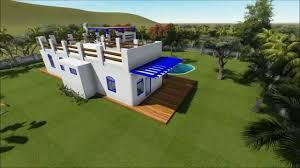 maison grecque lsa construction you