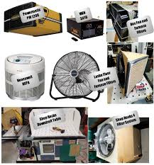 work air filtration system