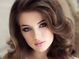 beauty with fresh and natural looking