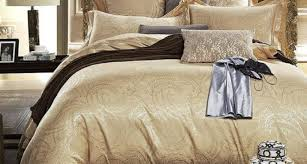 stunning gold and silver comforter sets