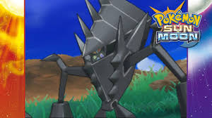 Pokemon Sun and Moon - Catching Necrozma - YouTube