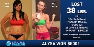 alyssa lost 38 pounds
