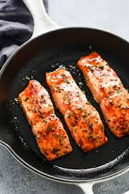 How to Cook Salmon in the Oven ...