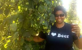 Hey, Brewtiful: Is Craft Beer Color Blind? {Part1} Annie Johnson, AHA  Homebrewer of the Year, comments