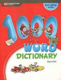 1000 WORDS DICTIONARY: MYRA ELLIS: 9789810117948: Amazon.com: Books