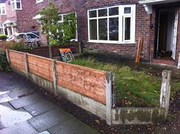 front garden fencing ideas and