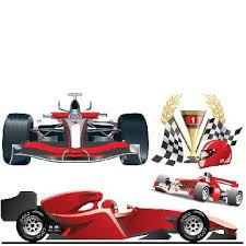 Race Car Wall Sticker F1 Wall Decal Sports Car Wall Sticker Race Car Wall Stickers Are A Fun And Creative Way To Decorate Your Child S Playroom