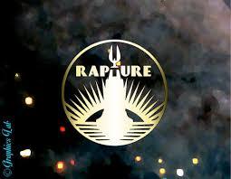 Rapture Icon Bioshock Vinyl Decal Sticker By Graphicslabmn On Etsy Vinyl Decals Vinyl Decal Stickers Bioshock
