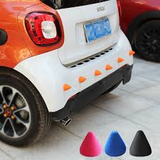 2020 Utomobiles Motorcycles Anti Collision Protection Tail 3d Stereo Sticker Car Smart Fortwo 453 451 Anti Track Car Shape Small Thorn From Lkmwdkawx 4 64 Dhgate Com