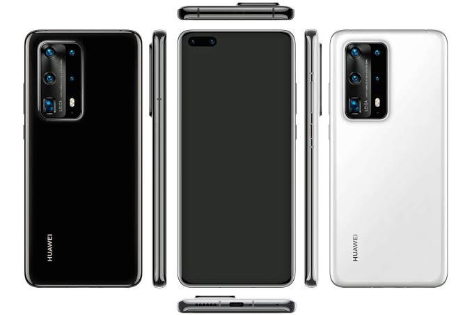 Huawei P40 Pro - OFFICIAL LOOK    TECH TALK