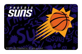 Phoenix Suns Team Mural