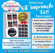 Invitaciones De Cumpleanos Superman Kit Imprimelo Tu 69 00 En Mercado Libre