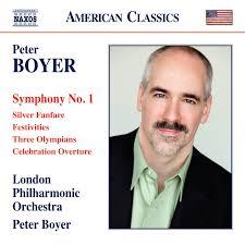 London Philharmonic Orchestra, Peter Boyer, Peter Boyer, London  Philharmonic Orchestra - Symphony No.1 - Amazon.com Music