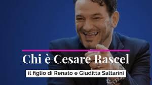 Chi è Cesare Rascel, il figlio di Renato e Giuditta Saltarini ...