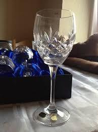henry marchant bohemia crystal wine
