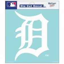 Detroit Tigers Stickers Decals Bumper Stickers
