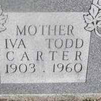Iva Todd (1903-1960) • FamilySearch