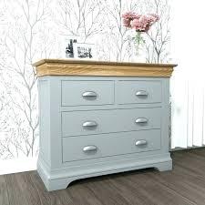 magnificent 6 drawer tall dresser black