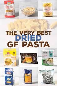 best dried gluten free pasta 8 brands