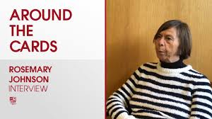 Around The Cards | Rosemary Johnson - YouTube