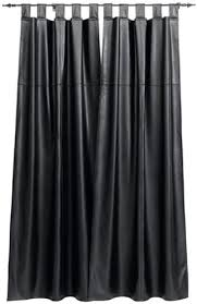 faux leather 42 by 84 inch tab top
