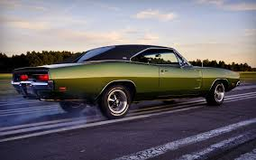 dodge charger muscle car android