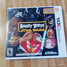 New Angry birds star wars Nintendo 3ds game. Used... - Depop