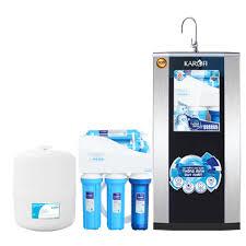 Máy lọc nước thông minh Karofi iRO 2.0 K8IQ-2 8 cấp lọc thế hệ mới