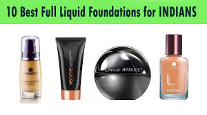 liquid foundations for indians