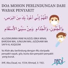Image result for doa atasi wabak